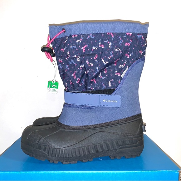 Columbia Other - Columbia Powderbug Snow Boots